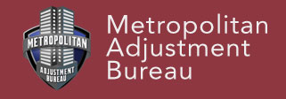 Metropolitan Adjustment Bureau